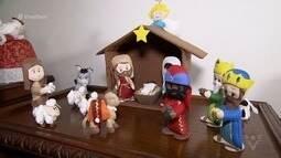 Viver Bem - Bloco 3 - Decoração de Natal - 09/12/2017