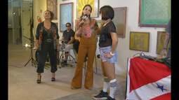 Keila Gentil e Liége mostram nova parceria musical no EDP
