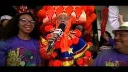 Enredo e Samba: Grande Rio vai homenagear Chacrinha