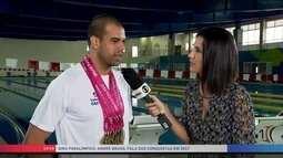 Giro Paralímpico: André Brasil comemora conquistas em 2017