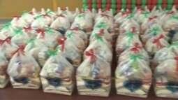 Projeto arrecada doações para famílias carentes no Natal