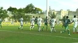 Juventude perde para o Palmeiras e deixa a Copa RS Sub-20