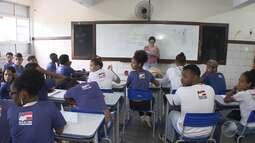 Mais de 240 mil alunos farão provas de recuperação na rede estadual de ensino