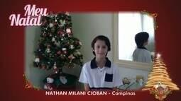 'Meu Natal': telespectadores compartilham decorações de Natal