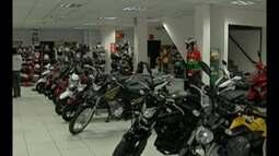 Cai número de financiamentos de motos no Pará