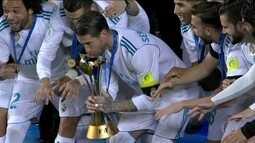 Real Madrid vence o Grêmio e é campeão mundial pela 6ª vez