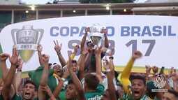 TV Palmeiras - Bastidores do título da Copa do Brasil Sub-17