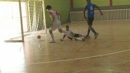 Campeonato de futsal para surdos reúne exemplos de superação e inclusão social, em RR