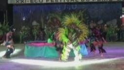 Anavilhanas é campeão do Eco Festival do Peixe-boi em Novo Airão, no AM