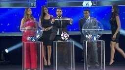 Confira o sorteio dos confrontos da Copa Sul-Americana 2018