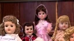 Museu em Piracicaba exibe bonecas antigas de diversos países