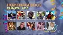 Votação popular escolhe homenageados do carnaval de Olinda