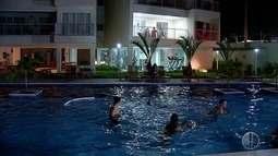 Veranistas optam por condomínios fechados para passar férias por falta de segurança