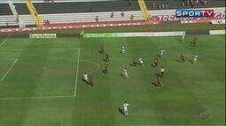 São Paulo vence o Vitória da Bahia nos pênaltis em Ribeirão Preto