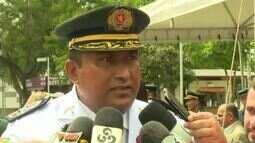 Depois de 3 anos, coronel Júlio César deixa comando da PM e coronel Marcos Kinpara assume
