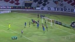 Estreia do Santa Cruz no Campeonato Pernambucano 2018 é marcada por empate
