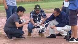 Jovens se preparam para agronegócio com curso tecnológico