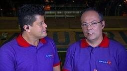 Vilaron elogia o Flamengo após vitória sobre o Avaí na Copinha