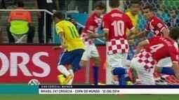 Confira os gols mais importantes de Neymar com a camisa da Seleção Brasileira