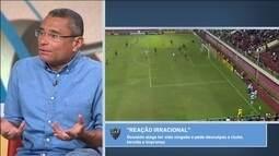PC comenta decisão do Atlético-MG de proibir jornalistas nas dependências do Galo
