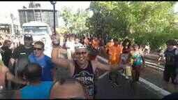 Colaboradores enviam registros do carnaval pelo aplicativo Na Rua GloboNews