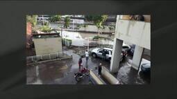 Na Rua: Colaboradores mostram caos após temporal no Rio de Janeiro