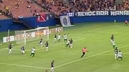 Manaus FC empata e garante classificação na Copa Verde