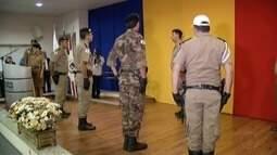 Os batalhões da Policia Militar de Governador Valadares estão sob novos comandos