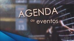 Confira a agenda de eventos do fim de semana