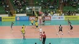 Esporte: Distantes na tabela, Montes Claros e Sesi se enfrentam pela Superliga
