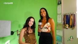 """Brenda Jóia participa do quadro """"Iniciando Minha História na Música"""""""