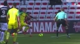 Os gols de Nice 1 x 1 Nantes pela 26ª rodada do Campeonato Francês