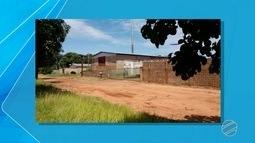 Imagem de barracão mostrada no MSTV 1ª Edição Campo Grande não é desmanche