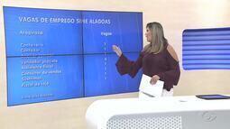 Confira quais as vagas dispníveis nos Sines de Maceió e Arapiraca