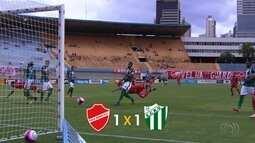 Confira gols das últimas rodadas do Campeonato Goiano