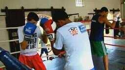 Família de Rio Claro apaixonada por boxe treina futuros atletas em projeto social