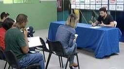 Ginásio Poliesportivo passa por reformas para receber Sul-americano de Vôlei