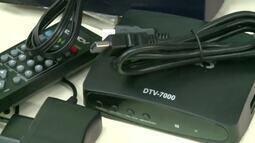 Conversor digital para TV´s é opção com o desligamento do sinal analógico