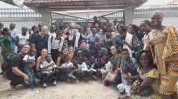 Viver Bem - Bloco 1 - Estudante de Odontologia em Angola - 24/02/2018