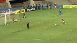 Vila Nova consegue vitória nos pênaltis pela Copa do Brasil
