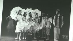Esposição fotográfica teatral de Emídio Luisi é exibida em São Luís