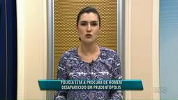Polícia Civil de Prudentópolis encerra primeira fase de investigações sobre desaparecido