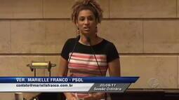 Na Câmara dos Vereadores, Marielle defendeu pautas de direitos humanos