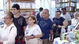 Rota do Sol - Lançamento do Livro Rota do Sol em Santos - Bloco 1 - 17/03/2018