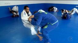 Petrolina terá representantes em competição regional de Jiu-Jitsu no RN