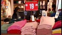 Lojistas de Araxá apostam em promoções para atrair clientes e aumentar as vendas