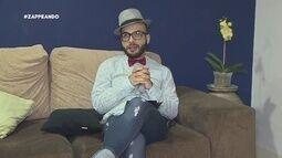 Parte 3: Acompanhe a entrevista com ex-BBB Mahmoud
