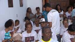 Luto: missa de 7° dia das 4 vítimas da tragédia em Pituaçu é realizada na capital