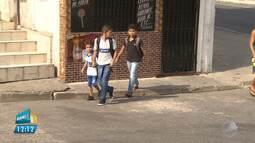 Pedestres e motoristas reclamam da falta de faixas de pedestres na Avenida Suburbana