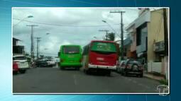 Disputa por passageiros é alvo de denúncias por usuários de coletivos em Santarém